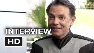 Star Trek Into Darkness Interview - Bruce Greenwood (2013) - Chris Pine Movie HD