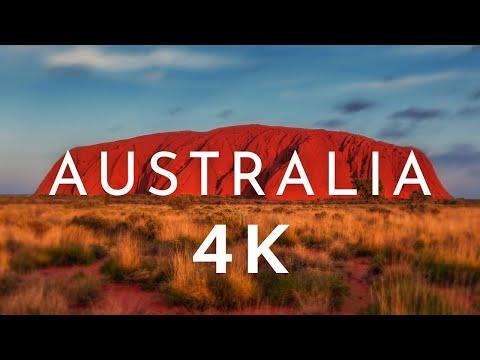 Australia 4k Video UHD | Australia Aerial | Australia Landscape | Australia 4k Video Ultra HD