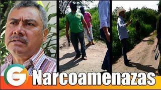 Alcaldes no denuncian por temor al narco: Alcalde de Mazatepec #Morelos