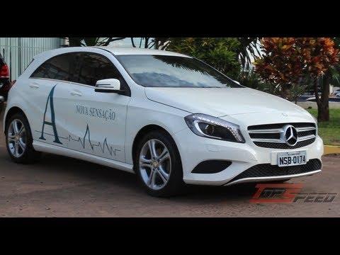 Avaliação Mercedes-Benz Classe A200 | Canal Top Speed