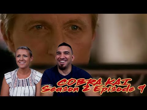 Cobra Kai Season 2 Episode 9 'Pulpo' REACTION!!