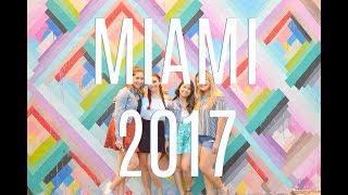 Miami 2017 Travel Diary