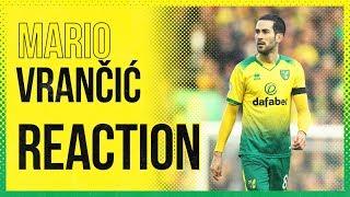 Norwich City 1-2 Sheffield United   Mario Vrančić Reaction