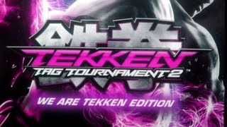 Pathetic unboxing Tekken Tag Tournament 2, We are Tekken Edition