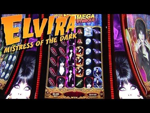 Elvira slot machine online
