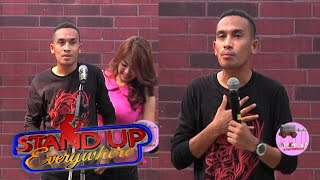Video ABDUR ARSYAD   STAND UP EVERYWHERE Eps 1 [SUWHER] [26 Nov 2015] download MP3, 3GP, MP4, WEBM, AVI, FLV Agustus 2017