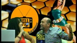 Baixar MELL TV - MELL GLITTER ENTREVISTA WILSON FERRAZ VERAS - 06/03/13