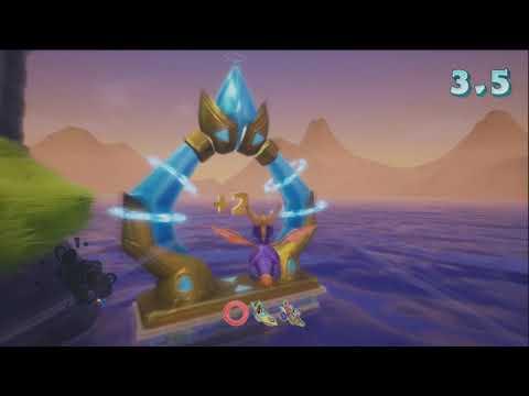 Ocean Speedway | Spyro 2 Ripto's Rage (Part 6)
