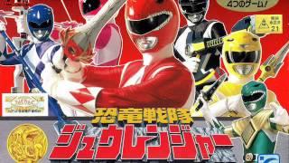 恐竜戦隊ジュウレンジャー (ニンテンド ファミリーコンピュータ) 音楽 / Kyōryū Sentai Zyuranger (Nintendo Famicom) Music / Soundtrack
