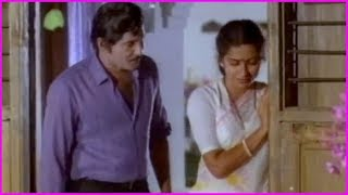 Sobhan Babu And Suhasini Best Scenes - Punya Dampatulu Telugu Movie