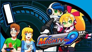 Mighty No. 9 Walkthrough Part 1 MEGA CLONE!