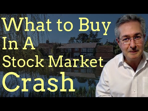 What To Buy In A Stock Market Crash