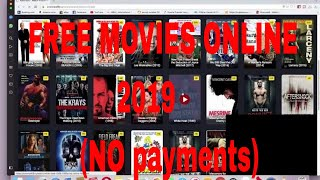 HOW TO WATCH MOVIES ONLINE FOR FREE// FREE MOVIES 2019 #mojazaidi