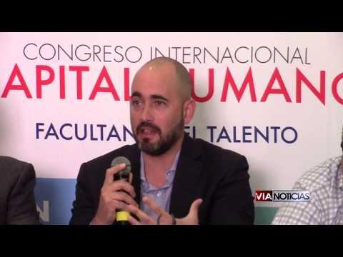 PRESENTAN DETALLES DE LA 2DA EDICIÓN DEL CONGRESO INTERNACIONAL DE CAPITAL HUMANO