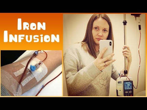 My Iron Infusion Experience (Feb 2018)