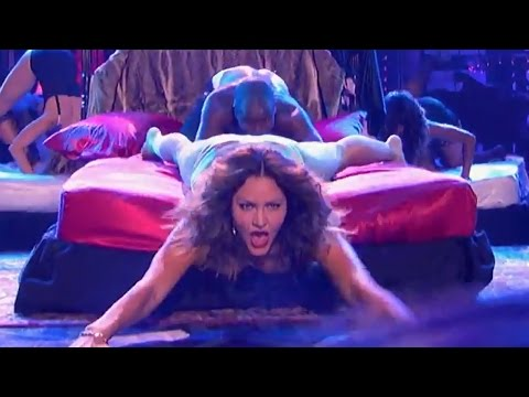 Katharine McPhee's Super Sexy NSFW Lip Sync Battle vs Jason Derulo
