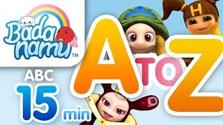 Meet All the Nemies from A to Z l Nursery Rhymes & Kids Songs