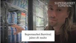 Supermarket Survival osa 18: maitotuotteet