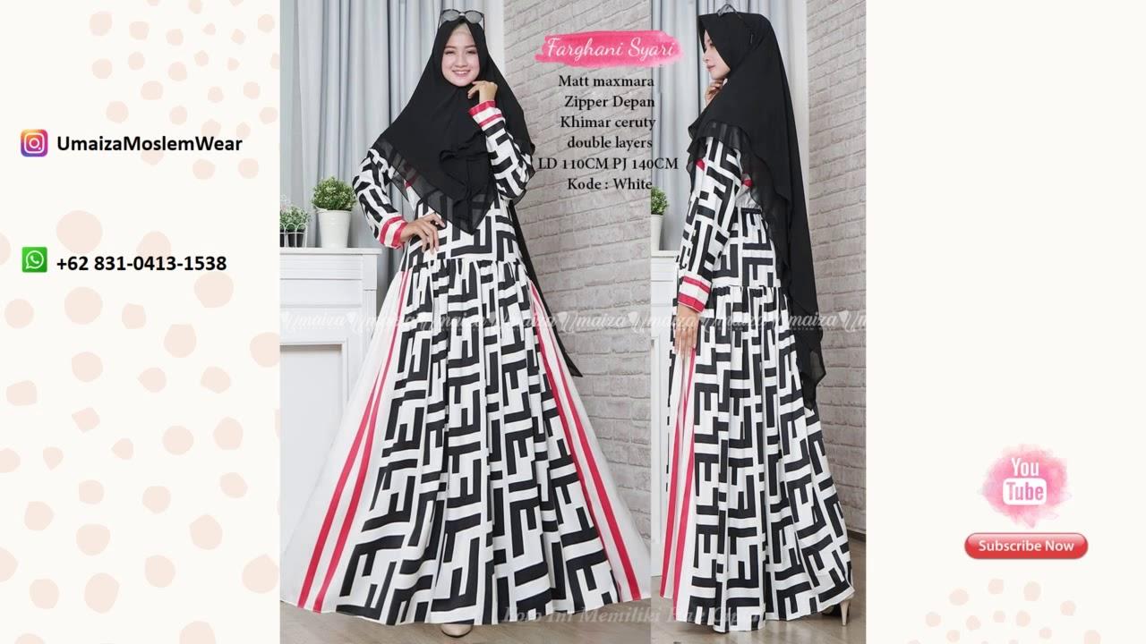 Model Baju Gamis Brokat Couple Wa 62 831 0413 1538 Gamis Batik Trendy 2019