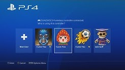 How to Delete PSN ACCOUNT on PS4!