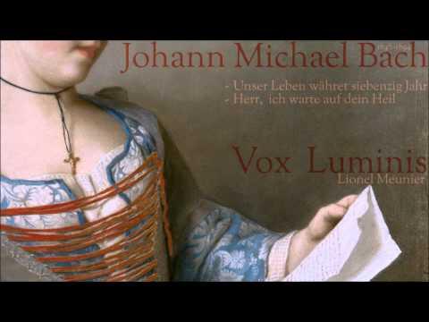 Johann Michael Bach  [1648-1694]  -  Motetten -