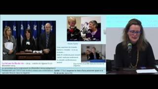 Conférence ISS: «Mourir dans la dignité: La loi 2 sur les soins de fin de vie: quelle sphère d'autodétermination pour le patient?»