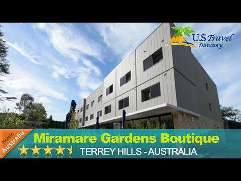 Miramare Gardens Boutique Accommodation - Terrey Hills Hotels, Australia