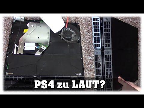 Playstation 4 Zu Laut Ii Tutorial Ps4 Lüfter Säubern
