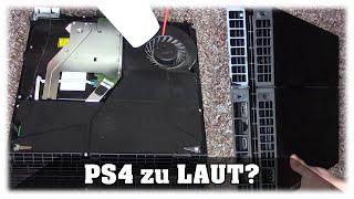 PlayStation 4 zu Laut ? II Tutorial Ps4 & Lüfter säubern