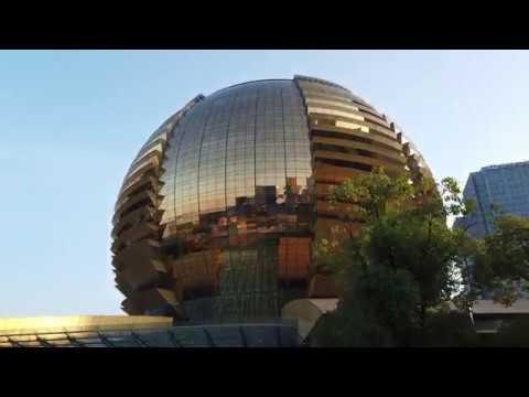Hangzhou InterContinental Hotel REVIEW China HD