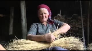Традиционная обработка льна. Кадры из фильма