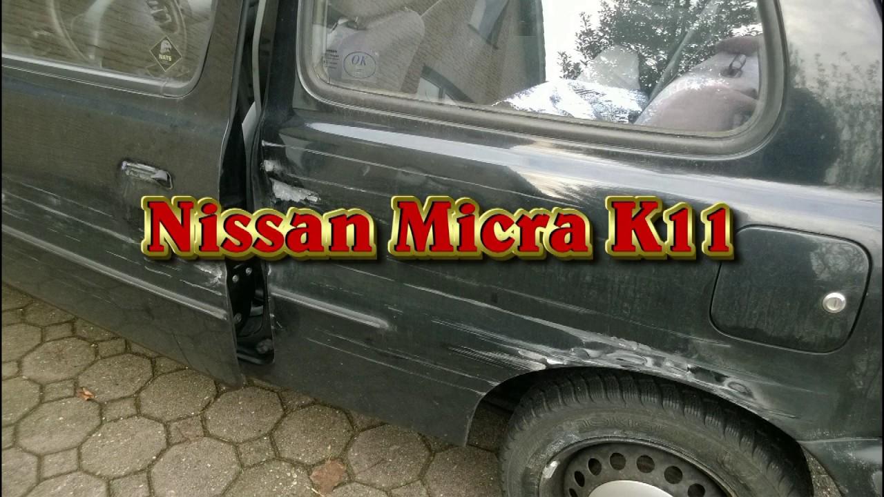 nissan micra k11 türgriff wechseln
