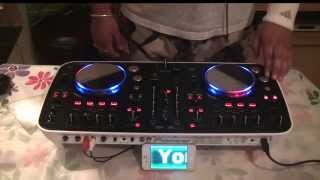 Dj VikramB -  Electro PUNJABI Mix [HD] on Pioneer DDJ-ERGO