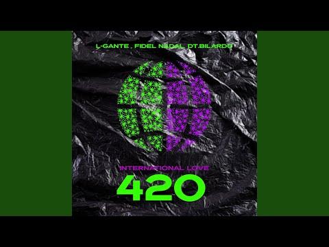 L-Gante - International Love 420 tonos de llamada