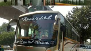Bus on hire in delhi Haridas Tour and travel....  Here you get ac deluxe bus Volvo Bus for all occas