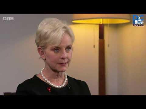 "Cindy McCain Tells BBC She'll ""Never Get Over"" Trump's Attacks On John"