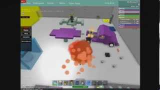 ROBLOX costruire e gara - Hot Rod pt 1