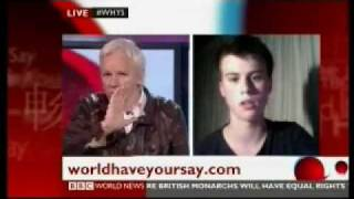 WikiLeaks Julian Assange BBC Online Interview 1 of 2 - BBC World Have Your Say Report