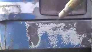 Абразивоструйная обработка металла от краски pnevmoportal.ru(, 2014-03-11T18:39:08.000Z)