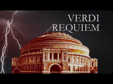 Verdi - Requiem at the Royal Albert Hall