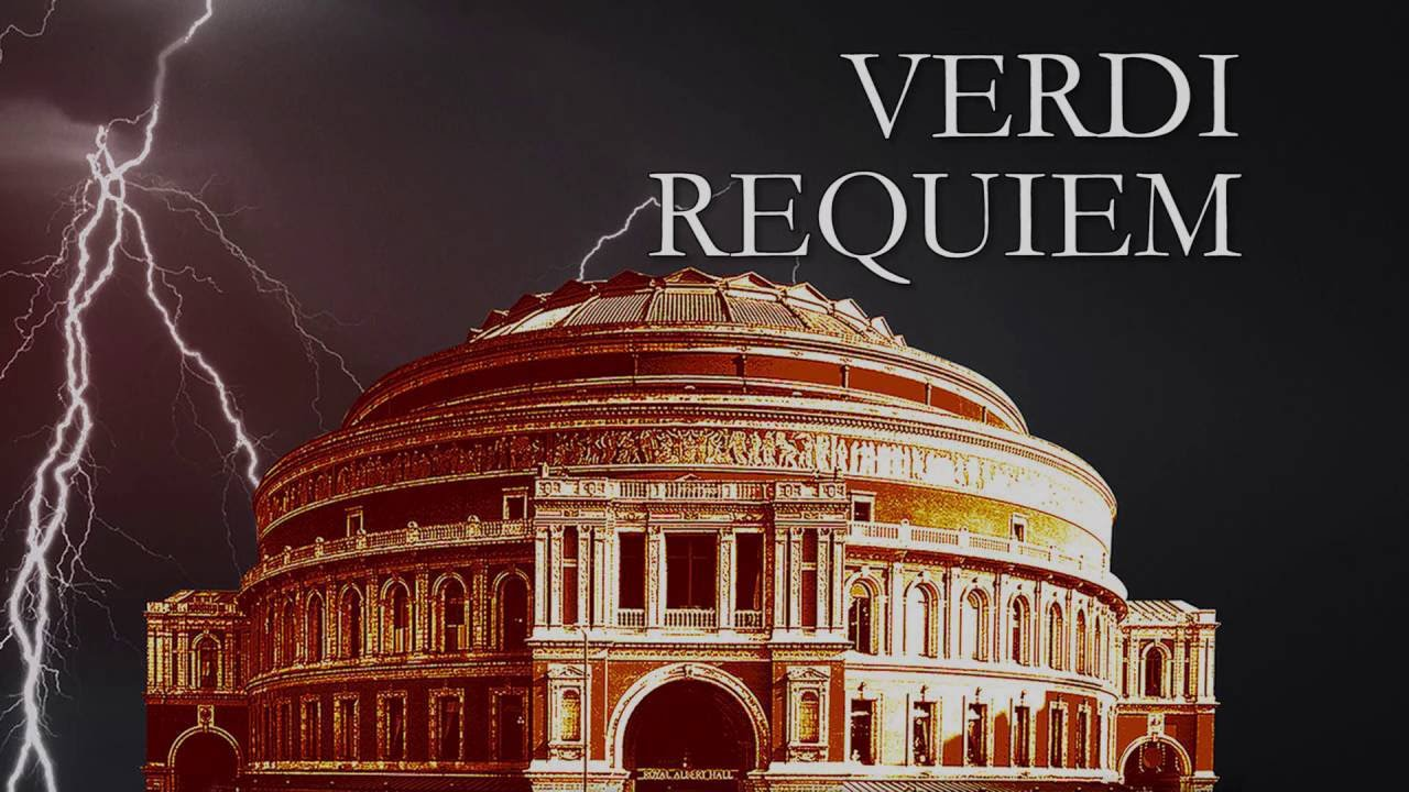Win tickets to verdi 39 s requiem at the royal albert hall for Door 4 royal albert hall