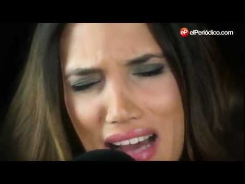 India Martínez (Alejate De Mí).ACÚSTICO EN DIRECTO.
