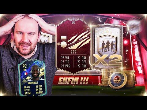 FIFA 21 - J'OUVRE MES 3 PACKS ICONES ! LA CHANCE SUR LE COMPTE A 0€ ? ET MON VOTE POUR LES TOTS !!