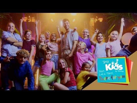 Смотреть клип Sma Kids By Generali Ft. Luca Hänni - There For You