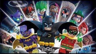 The Lego Batman Movie: Movie Review. (LEGO WEEK).