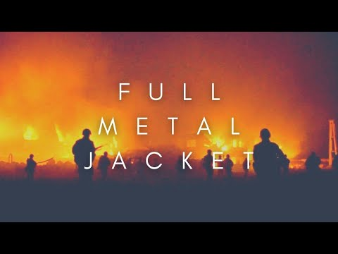 The Beauty Of Full Metal Jacket