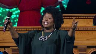 CHEVELLE FRANKLYN -  Spirit Life Conference @House On the Rock, Lagos Nigeria 2019.