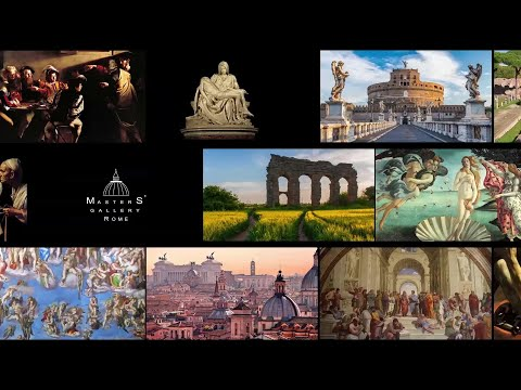 Masters' Gallery Rome: some of Rome's 3,000 licensed tour guides launch online portal