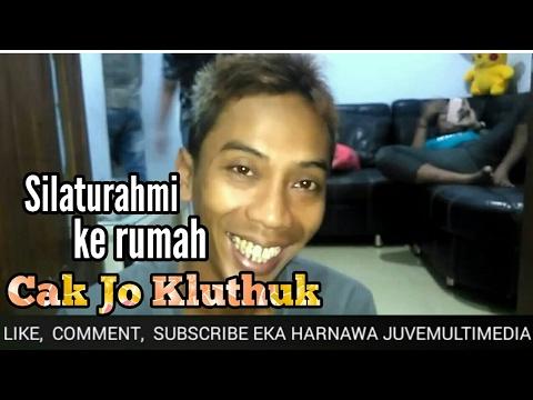 Silaturahmi Kerumah Cak JO KLUTHUK
