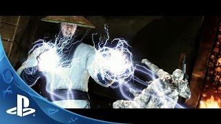 Mortal Kombat X - Official Launch Trailer   PS4, PS3